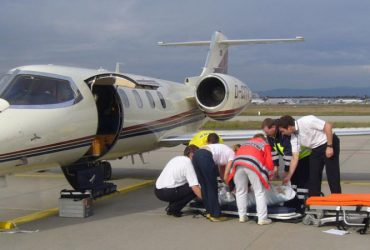 Air Ambulance Services in Lucknow | Air Rescuers: 9870001118