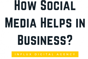 How social media helps in business?