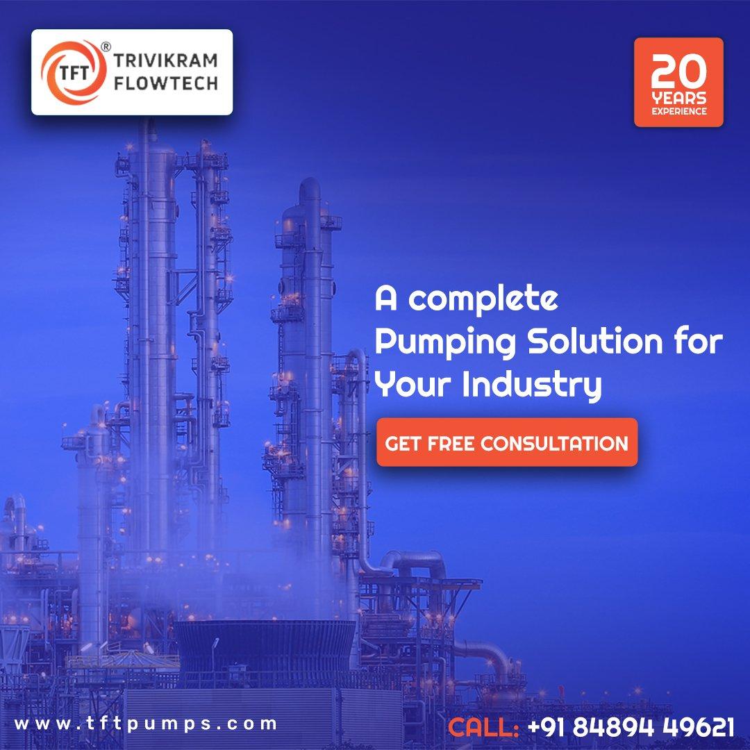 Industrial Pump Suppliers – TFTpumps.com