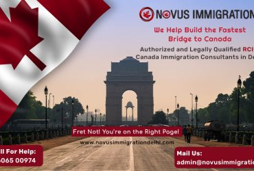 Canada immigration consultants in Delhi  novusimmigrationcom