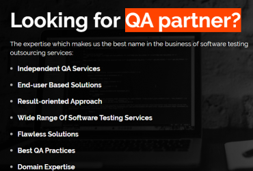 BEST SOFTWARE TESTING SERVICES. YOU NEED TO CLICK ON IT.