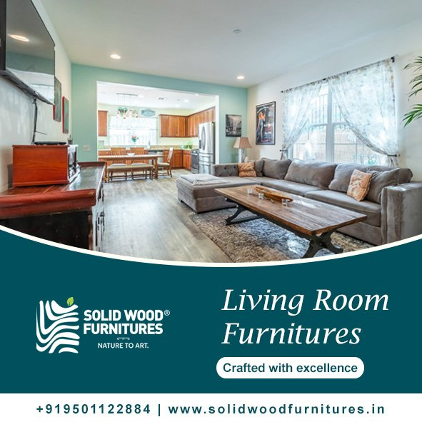 Living Room Furniture in Chandigarh | Dining Room Furniture
