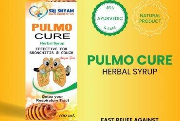 Pulmo Cure Herbal Syrup