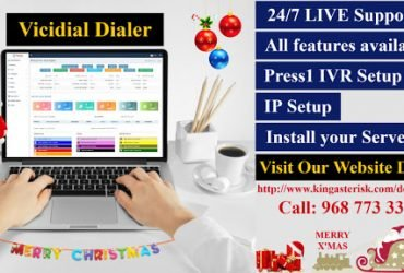 Vicidial Dialer Solutions  KingAsterisk Technologies