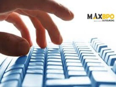 Outsource Online Data Entry Services – Max BPO
