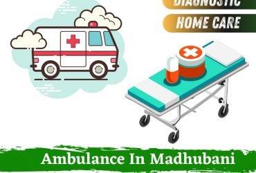 Affordable Road Ambulance Service in Madhubani by Hanuman Ambulance