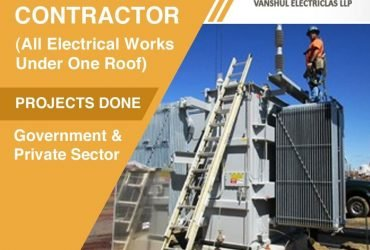 Best Electrical Contractor in Haridwar – Vanshul Electricals LLP