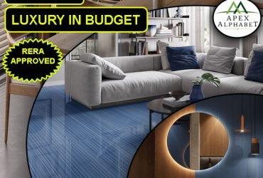 Luxury Apartment now in Delhi NCR by Apex Alphabet Noida Extension