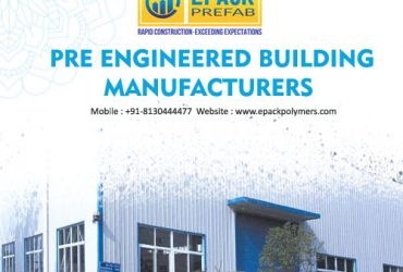 Pre Engineered Buildings Manufacturer Supplier