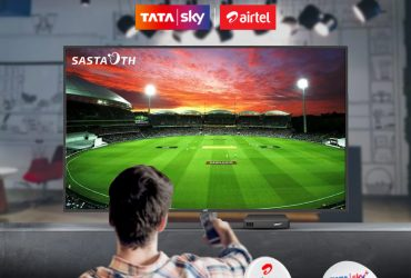 Best DTH connection -Sasta DTH