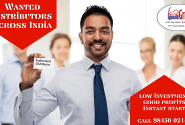 Wanted franchisee or distributors all over India.