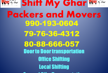 Shift My Ghar Packers and Movers