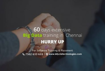 Big Data Training in Chennai | Infycle Technologies