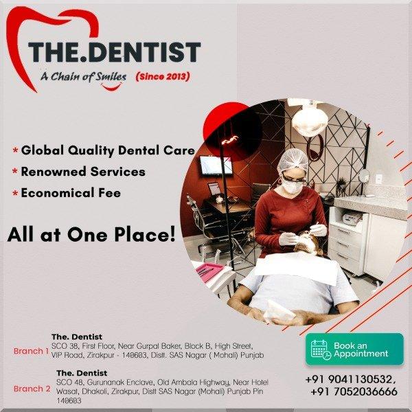 best dental clinic in zirakpur