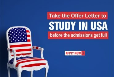 What's your plan after graduation? Study in USA!