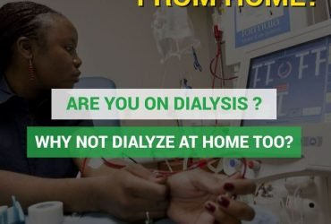 Kidney Dialysis in home