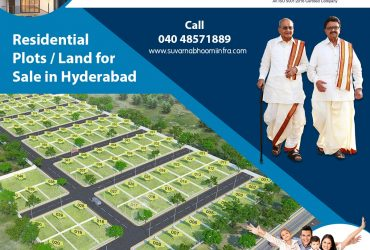 HMDA approved real estate plots for sale | Top real estate company in Hyderabad | suvarnabhoomi infra developers