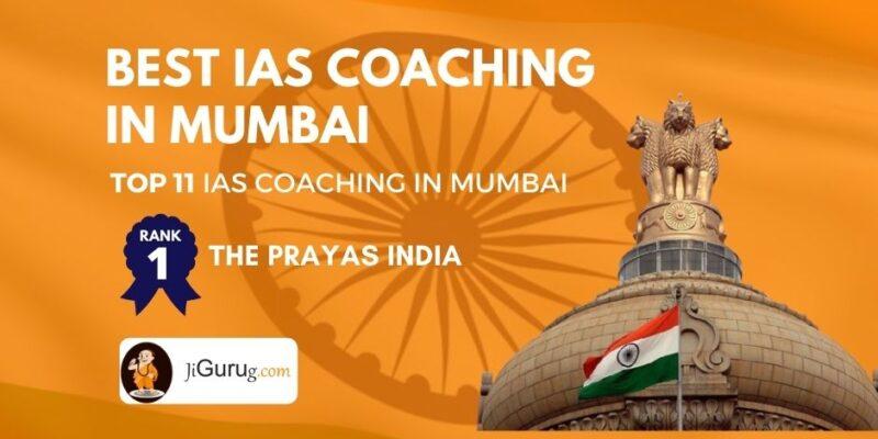 Select Best IAS Coaching Center in Mumbai | JiGuruG