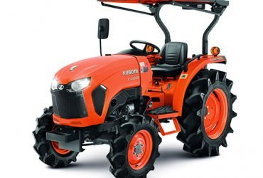 Kubota Tractor Price List 2021