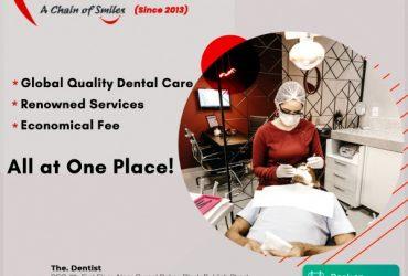 Best dental implants specialist in zirakpur