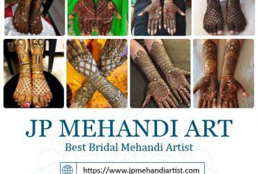Best Bridal Mehandi Artist