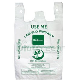 Biodegradable plastic bags manufacturer in India – Biogreen Biotech