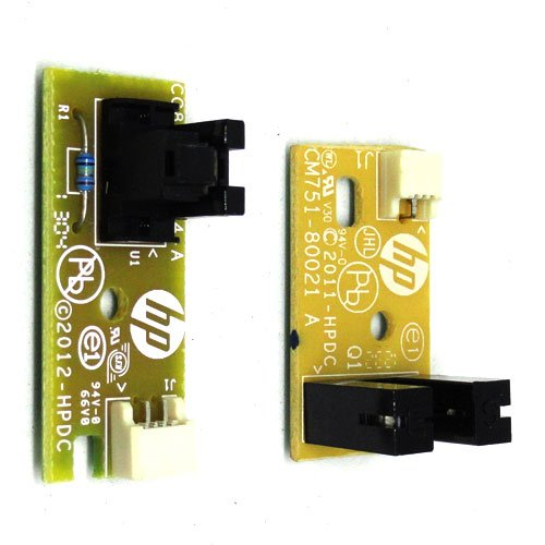 disk encoder sensor card set for HP DesignJet T520 T120 CQ890-67021