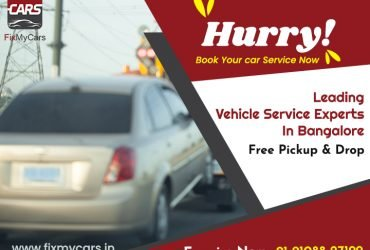 Door Step Car Service Center in Bangalore   Fixmycars.in