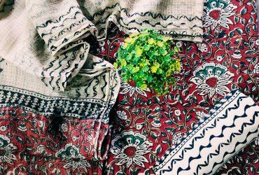BUY BEST KOTA DORIA DRESS MATERIAL AT GROZA.IN