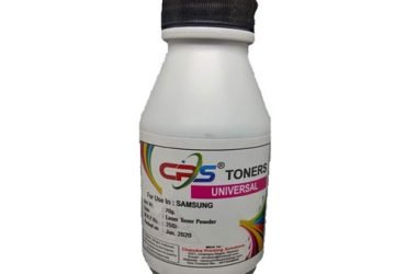 Black Toner Powder For Refill Samsung Cartridges Universal