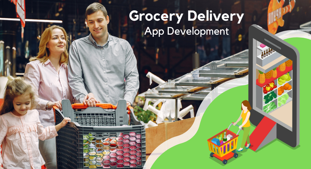 Grocery Delivery App Development Services
