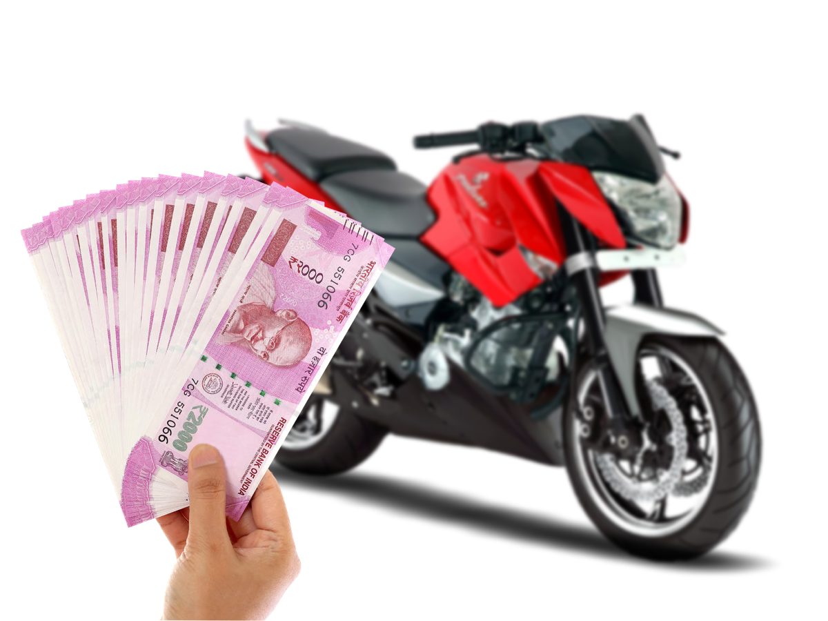 Two Wheeler Loan | Instant loans at lowest interest rates | Supra Pacific Auto loan