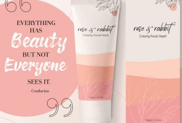 Best Face Wash for Dry Skin: Rose Face Wash – Creamy Facial Wash