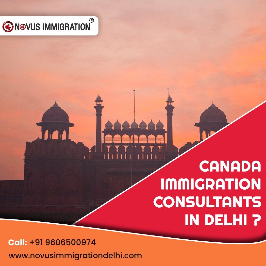 Best Canada visa consultants in Delhi | Novusimmigrationdelhi.com