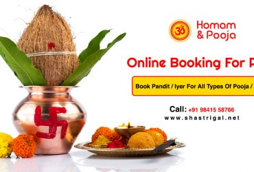 Shastrigal Pooja Services – Book A Pandit Online