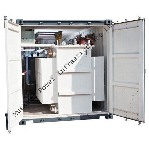Unitized Package Substation transformer  manufacturer, supplier,exporter in India.