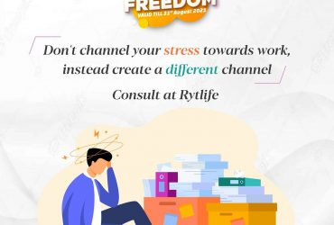 anxiety and depression treatment online    Ryt Life