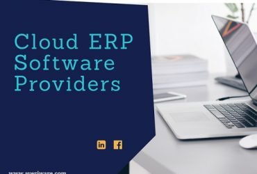 Run your Entire Business with Best Cloud ERP Software Solutions