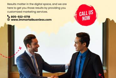 Best Digital Marketing Company | Immortal Business