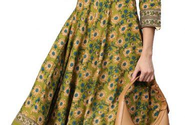 Private: Buy Anarkali Kurta online from Yash Gallery