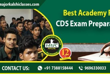 Best CDS Coaching training Classes in Allahabad | Major Kalshi Classes