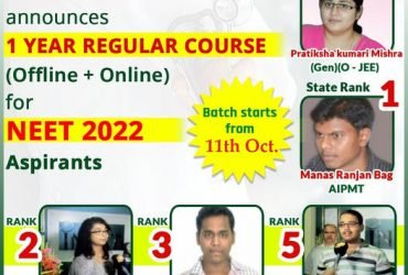 No.1 coaching centre for medical entrance in Bhubaneswar, Odishass