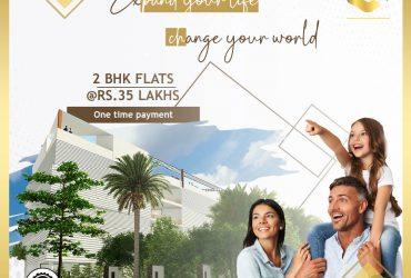2BHK Flats for Sale in Bowrampet  Sanarelli