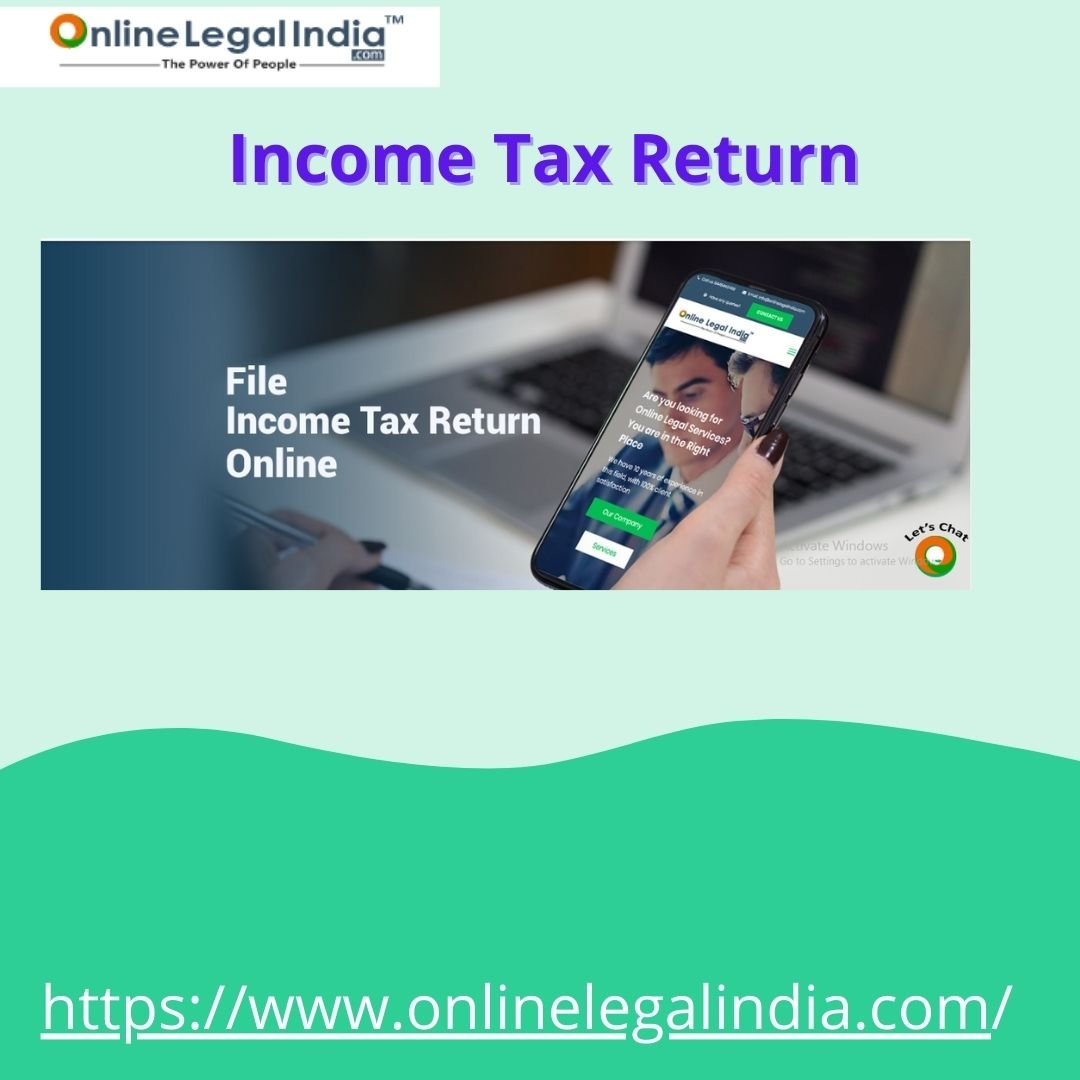 How Can I do ITR File Online