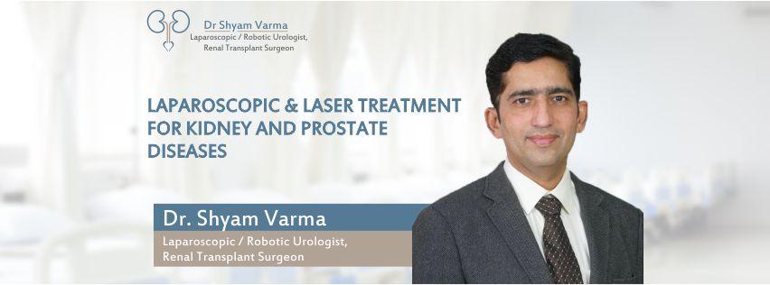 Consultant Laparoscopic Urologist Kidney Transplant Surgeon
