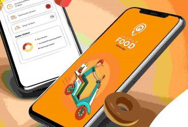 Shopurfood | Restaurant Mobile App Development